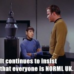 It continues to insist that everyone is NORML UK.