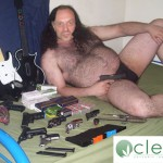 Peter Reynolds, redneck, chav and leader of CLEAR, Cannabis Law Reform.