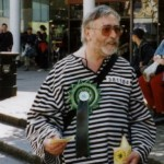 Cannabis Activist and co-founder of the Legalise Cannabis Alliance (LCA).