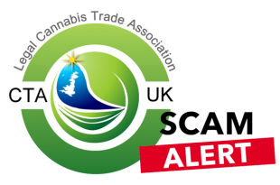 Cannabis Trade Association scam